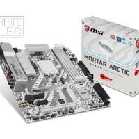 MSI Motherboard B250M MORTAR ARCTIC