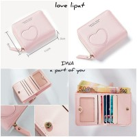Dompet Wanita Wallet Love Mini - Ivory