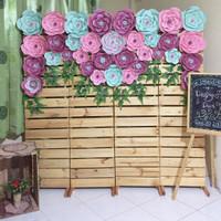 Wedding backdrop kayu jati belanda rustic wooden wedding backdrop