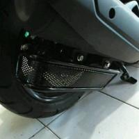 Motor. Cover Kaliper Cakram Belakang Yamaha Nmax
