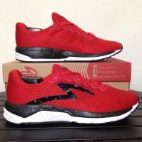 termurah/ Sepatu Running/Lari Specs Dual Enduro True Red 200505 Origin