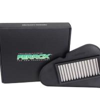 FERROX Filter Udara Honda Beat PGM Fi - Full Stainless Steel