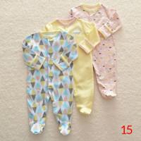 Mamas and papas sleepsuit/ sleepsuit bayi/ sleepsuit mamas & papas