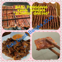 Babi Panggang Bangka Saucu Bapang dijamin Paling Murah & Paling Garing