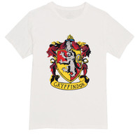 Kaos / tshirt / baju Harry Potter Gryffindor