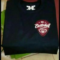 Tshirt-Baju-Kaos ELECTROHELL Keren