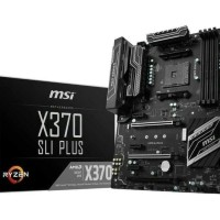 MOTHERBOARD MSI X370 SLI PLUS AM4 AMD RYZEN