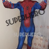 Baju kostum Spiderman 3D HomeComing