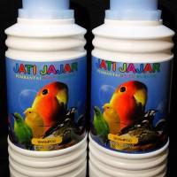 Ebod Jati Jajar Shampo Anti Kutu Untuk Burung 300 ML