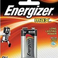 batu baterai Energizer Kotak 9 Volt