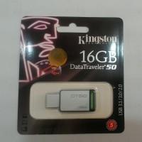 USB FlashDisc Flashdisk  Kingston DataTraveler 50 16 GB USB 3.1