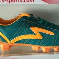 terbaru/ Horus FG sepatu bola specs tosca orange original murah