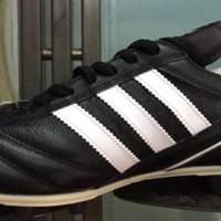terbaru/ sepatu bola adidas kaiser 5 liga made in germany black origin