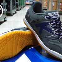 Sepatu Futsal Kelme Intense Dark Grey TOP KELME