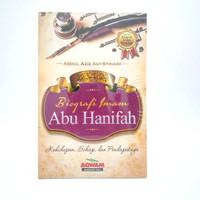 Buku Biografi Imam Abu Hanifah