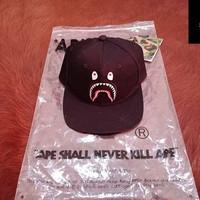 Bape Shark Cap Black Original