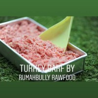 Dog & Cat Raw Food - Fresh Turkey BARF 1kg