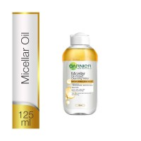 Garnier Micellar Oil-Infused Cleansing Water kuning(125 mL]