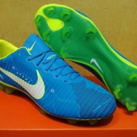Sepatu Bola / Soccer Nike Mercurial Vapor XI Neymar Blue Orbit - FG
