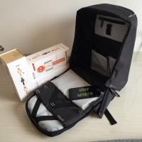 XD DESIGN BOBY BACKPACK (like) ORIGINAL+raincover (anti theft backpack