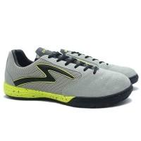 Sepatu Futsal Specs Metasala Rival (Palona Grey/Solar Slime/Black)