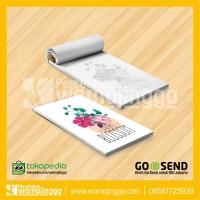 Souvenir Notepad Notes Memo Ukuran A7 - NPA7005