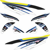 Sticker Mio GT Striping Sporty Racing