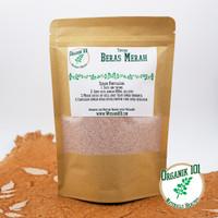 Tepung Beras Merah Organik101 Kemasan Resealable 250g