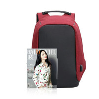 tas ransel anti maling smart backpack anti theft