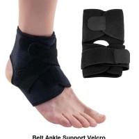 Insoles Belt Ankle Support Angkle Engkel Peyangga Tumit Kaki Sport - Harga 1 Buah