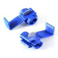 Scotch Snap Quick Lock Wire Connector BIRU - Kabel 14-16 AWG 1-2.5 mm