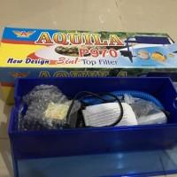 AQUILA P970 Filter Atas Aquarium Top Filter