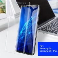 Samsung S8 - S8 Plus 3D Full Cover anti gores hp EDGE PET SCREEN GUARD