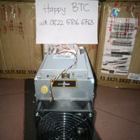 READY STOK!!! Antminer A3 include PSU 815GH/s( NEW) bacth maret.