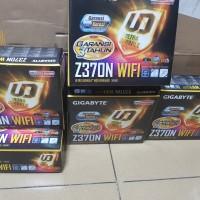 Gigabyte Z370N WIFI (LGA 1151,Z370,DDR4,WIFI) Support Coffee Lake