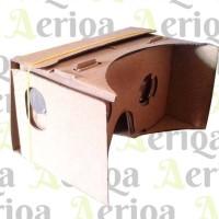 (Diskon) Google Cardboard VR / Virtual Reality Value