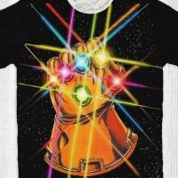 Kaos Movie Avengers Infinity War -Thanos Hans Light