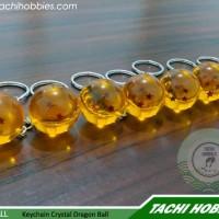 Keychain Crystal Dragon Ball - Gantungan Kunci Bola Naga