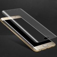 PET SCREEN GUARD Samsung S7 Flat - S7 Edge 3D Full Cover anti gores hp