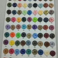 Termurah Kancing baju jas / baju Safari 15 mm model AC 0053