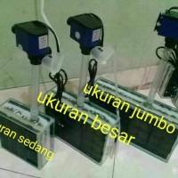 Filter Skimmer, Filter Aquarium, Aquascape, Kolam Ukuran Besar