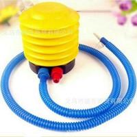 pompa manual untuk kolam pelampung balon tiupan dll