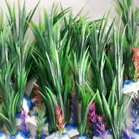Aksesoris Tanaman Hias Sintetis Plastik Aquascape Aquarium 02