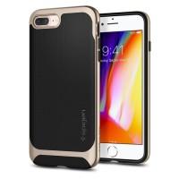 Spigen iPhone 8 Plus/7 Plus Case Neo Hybrid Herringbone Champagne Gold