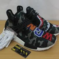 Sepatu Adidas NMD Human Race PW X Bape - Unauthorized Authentic