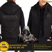 Rompi Game Assassins Creed Parasut Waterproof Assasin - DG VG ASC 05