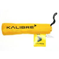 Kalibre Payung Lipat Kecil Kuning diameter 88 cm Waterproof Anti UV