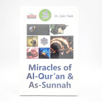 Buku Miracles of Al-Qur'an & As-Sunnah Dr.Zakir Naik
