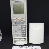 REMOTE REMOT AC SHARP ION PLASMACLUSTER CRMC-A745JBEZ ORIGINAL ASLI