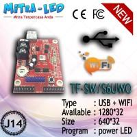 TF - SW / S6UWO RUNNING TEXT CONTROLLER | 640 X 32 - J14